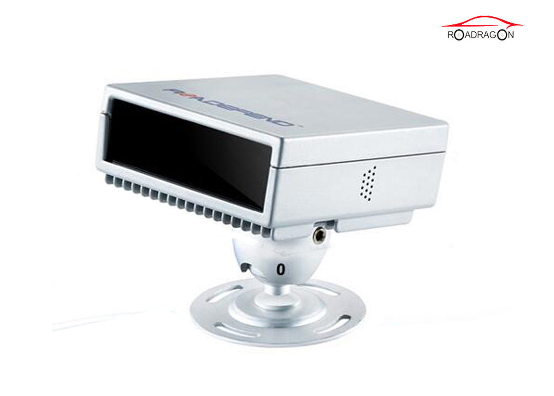 Wide Angle Face Recognition Camera  , Loop Recording Face Detection CCTV Camera4G Connected